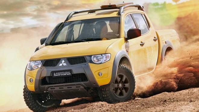 ad2fc0da8 Mitsubishi L200 Triton 2017 ganha quatro novas versões