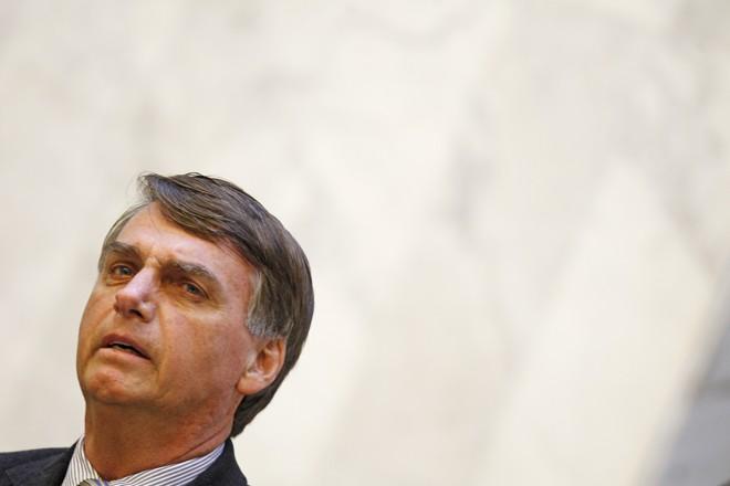 Bolsonaro está desde o início do ano visitando diversas capitais do país. | Antônio More/Gazeta do Povo
