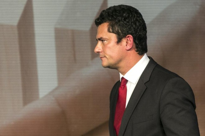 Juiz Sergio Moro autorizou liberação de gravações telefônicas de Lula e da presidente Dilma Rousseff.   Marcelo Andrade/Gazeta do Povo