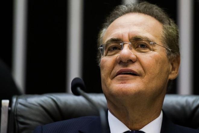 Renan Calheiros se reuniu com os ex-presidentes Lula e José Sarney. | Marcelo Camargo/Agência Brasil