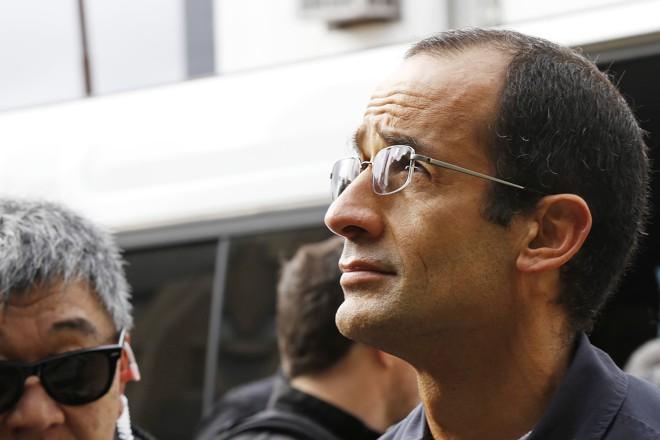 Marcelo Odebrecht: preso desde junho do ano passado, decidiu colaborar com a Justiça. | Antônio More/Gazeta do Povo