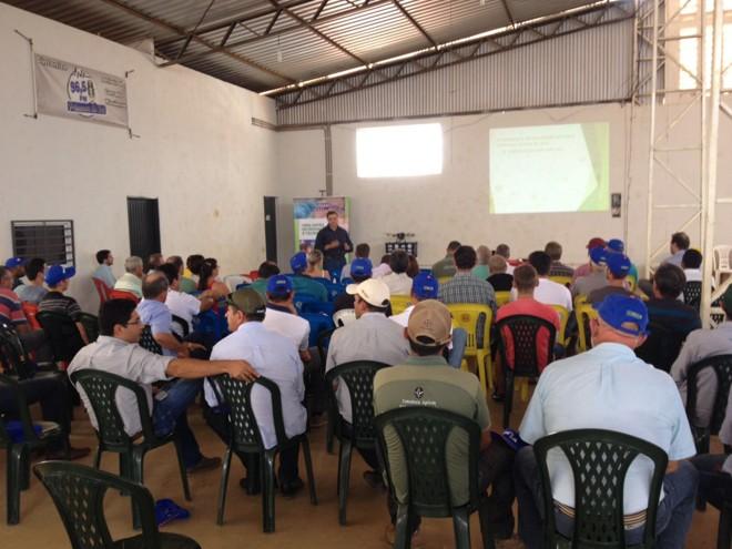 Mais de 70 pessoas prestigiaram evento no Piauí. | /