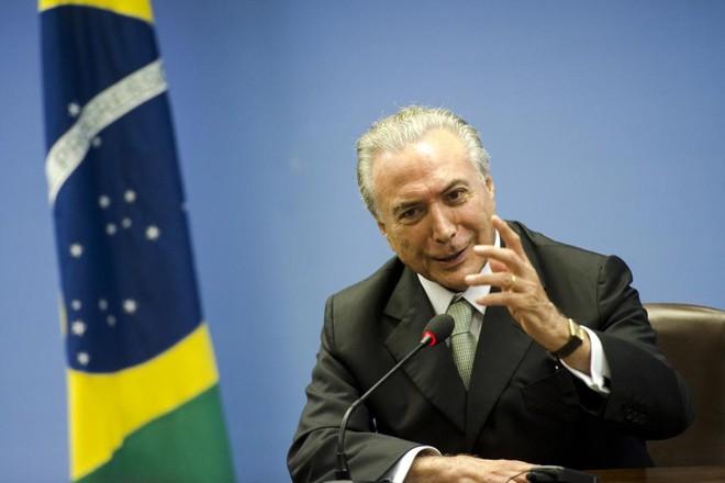 Vice-presidente Michel Temer trabalha nos bastidores para assumir a presidência no lugar de Dilma Rousseff. | Marcelo Camargo/Agência Brasil