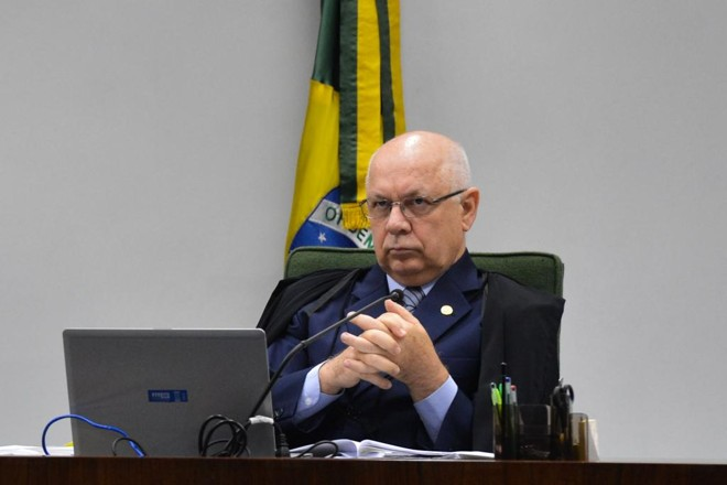 Ministro Teori Zavascki.   Valter Campanato/Agência Brasil