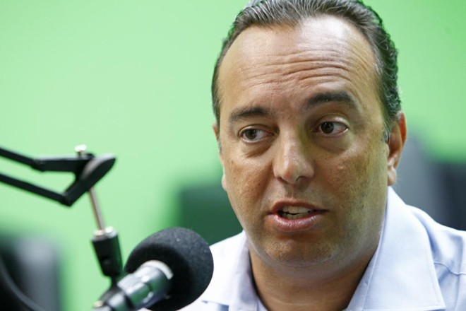 Fernando Francischini foi citado por Luiz Antônio de Souza em depoimento da Operação Publicano | Antônio More/Gazeta do Povo