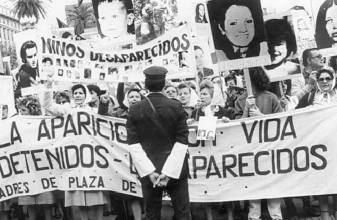 | Arquivo/Abuelas de Plaza de Mayo