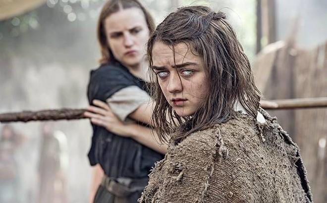 Arya Stark: série baseada na religião antiga | Macall B. Polay/HBO/Divulgação