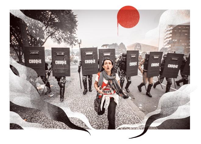 | Foto:Daniel Castellano/Gazeta do Povo /  Arte:Felipe Lima