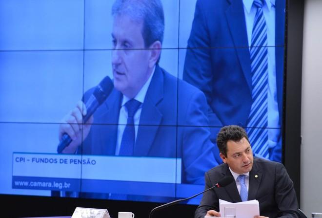 CPI dos Fundos de Pensão ouviu o doleiro Alberto Youssef.   Valter Campanato/Agência Brasil/Valter Campanato/Agência Brasil