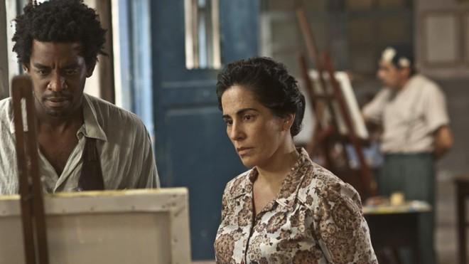 Glória Pires interpreta Nise da Silveira, psiquiatra que usou a arte para tratar os pacientes. | Divulgação