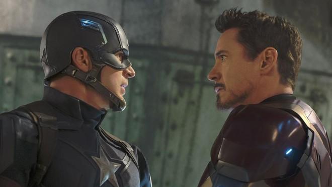 Capitão América x Homem de Ferro: quem está com a razão? | Film Frame/Divulgação