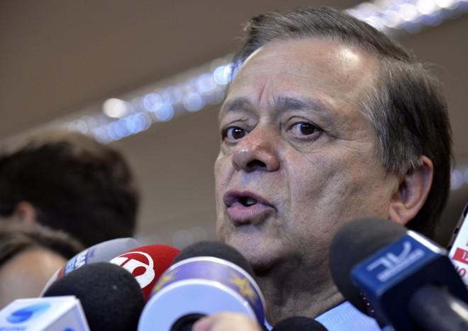 Jovair Arantes é o relator da proposta de impeachment da presidente Dilma Rousseff. | Valter Campanato/Agência Brasil