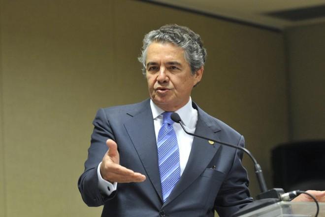 Marco Aurélio Mello, ministro do Supremo Tribunal Federal (STF). | Renato Araujo/ABr