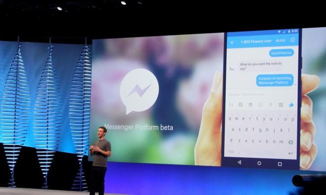 Mark Zuckerberg apresenta inovações do Facebook durante conferência com desenvolvedores | GLENN CHAPMAN/AFP