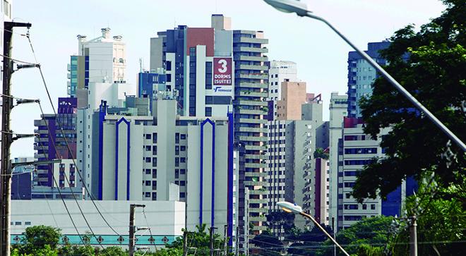 Procura por locação de imóveis chegou a superar a de compra entre novembro e fevereiro. | Antônio More/Gazeta do Povo