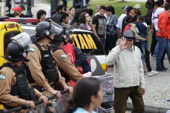 | Daniel Castellano/Gazeta do Povo