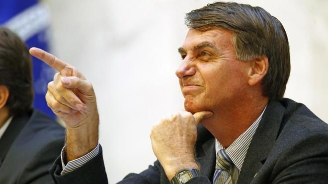 Jair Bolsonaro dedicou voto a favor do impeachment ao ex-chefe do DOI-Codi, Carlos Brilhante Ustra. | Antônio More/Gazeta do Povo