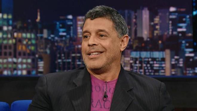 Alexandre Frota protocolou pedido ao lado do deputado Jair Bolsonaro. | Reprodução/SBT