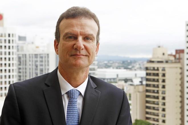 Maurício Gomm Santos se divide entre os escritórios de Miami e de Curitiba. | Antônio More/Gazeta do Povo
