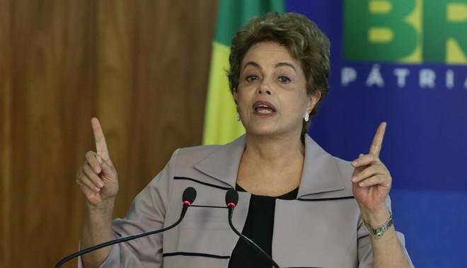 Dilma Rousseff está afastada da Presidência. | Lula Marques/Agência PT