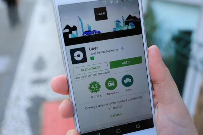 Na prática, Curitiba se mostrou aberta à regulamentação do aplicativo. Até lá, porém, os motoristas do Uber poderão ser multados com um valor agora 20 vezes maior que o anterior. | Ivonaldo Alexandre/Gazeta do Povo