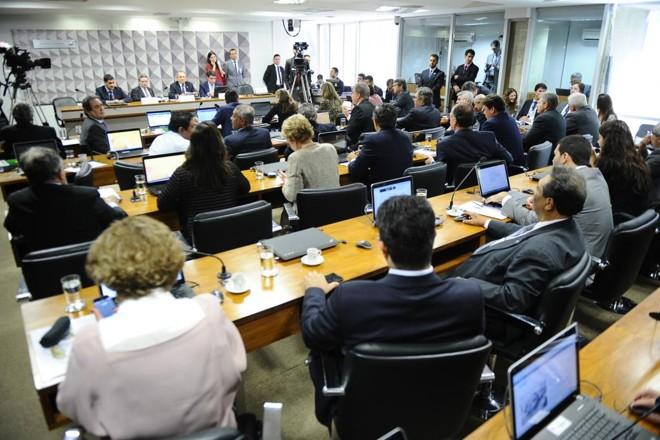 Oposicionistas devem impor nova derrota do governo, dessa vez no Senado. | Marcos Oliveira/Agência Senado