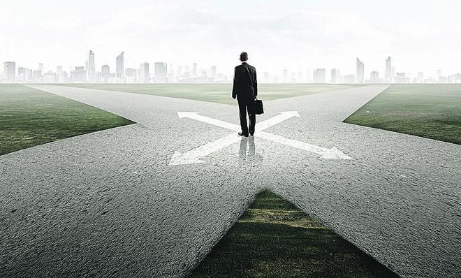 A resposta sobre qual caminho seguir muitas vezes está no que a pessoa já sabe fazer. | Bigstock