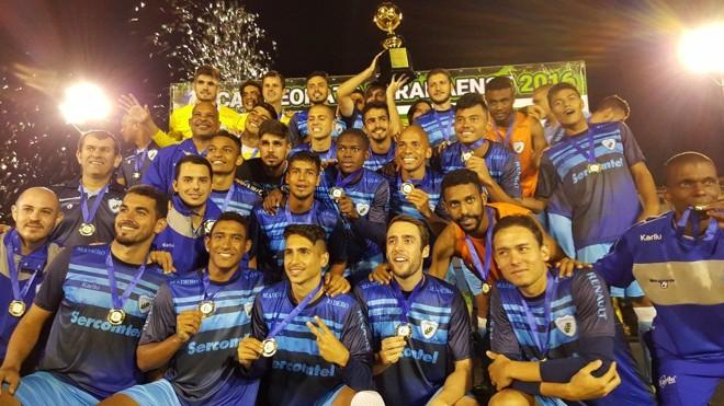 | Federação Paranaense de Futebol/Twitter