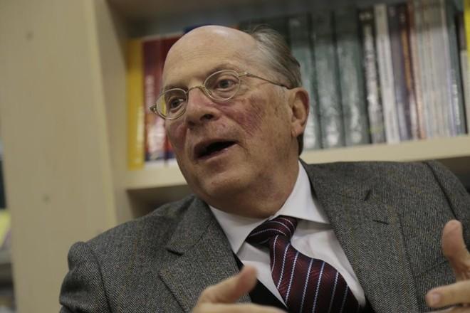 Miguel Reale Júnior, jurista, professor de Direito Penal da USP e autor do pedido de impeachment de Dilma Rousseff . | Pedro Serapio/Gazeta doPovo