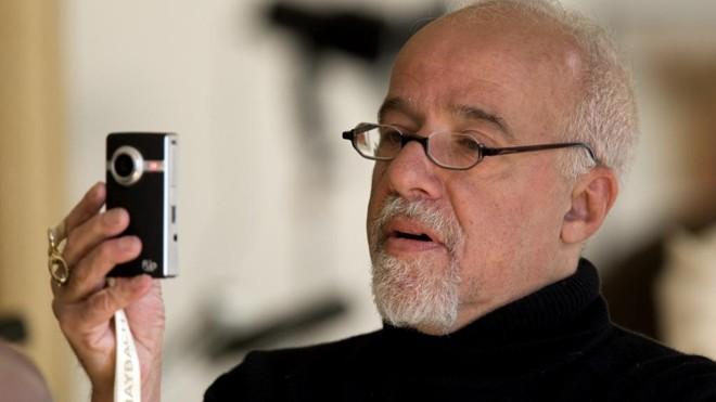 Paulo Coelho: mais de 200 milhões de livros vendidos   SAA/san/CHARLES PLATIAU