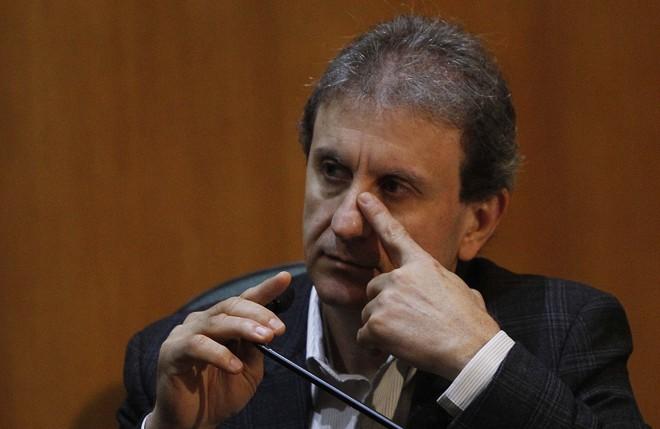 Youssef foi preso na Lava Jato em março de 2014, depois de quebrar o acordo de delação firmado em 2004, no caso Banestado. | Jonathan Campos/Gazeta do Povo