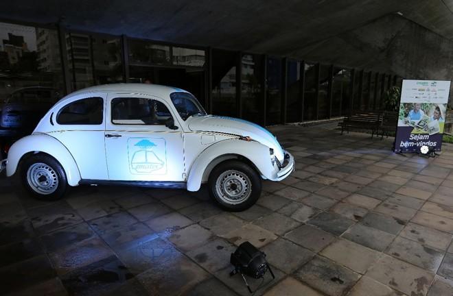 A ação faz parte das comemorações dos 60 anos da Empresa de Assistência Técnica e Extensão Rural do Paraná (Emater)   Giuliano Gomes Roman/Divulgação