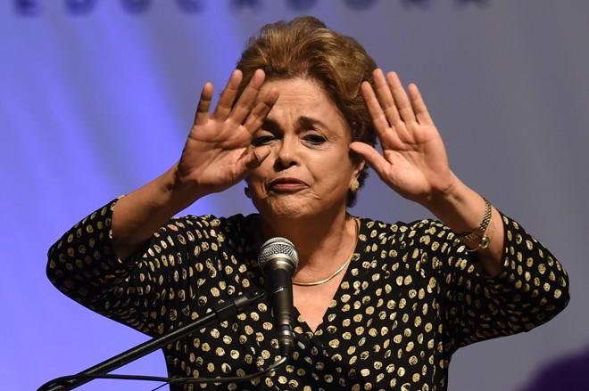 Marcelo Odebrecht compromete campanha de Dilma, em 2014. | EVARISTO SA/AFP