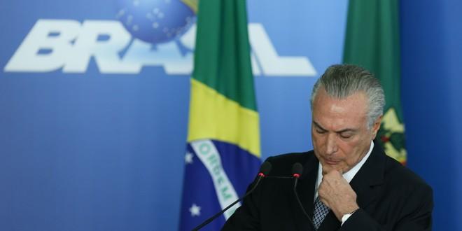 Temer: prioridade são as medidas econômicas. | Lula Marques/Agência PT