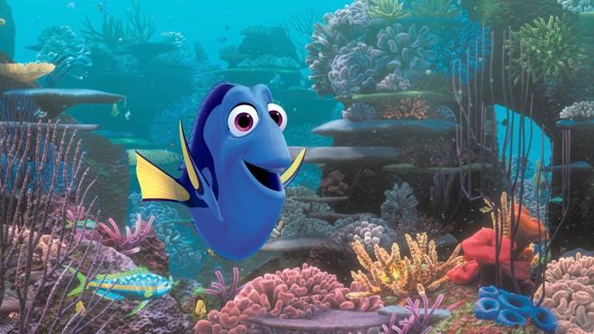 """A heroína Dory, de """"Procurando Nemo"""", finalmente conseguiu seu próprio filme   Pixar/Disney"""