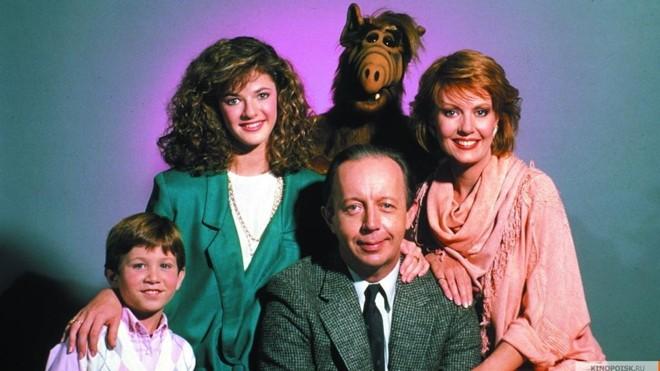 Alf e a família Tanner: sucesso nos anos 80 | /Divulgação