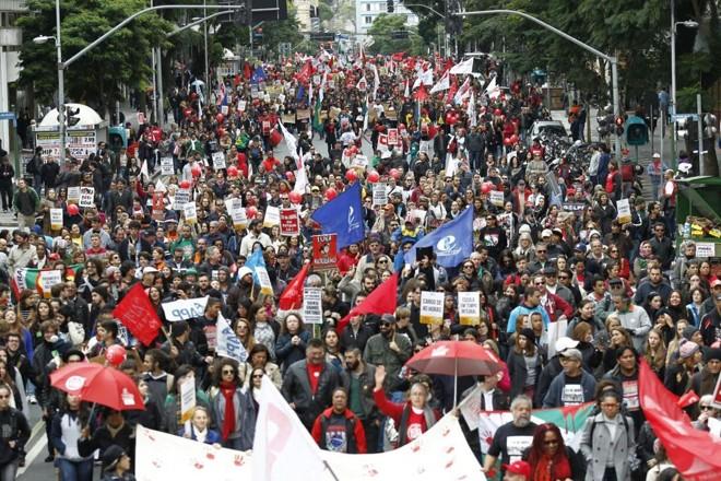   Jonathan Campos/Gazeta do Povo