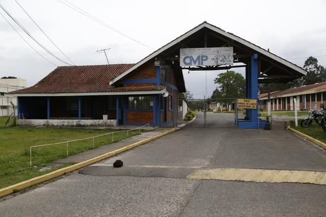 Complexo Medico Penal, em Pinhais, para onde são levados os presos da Operação Lava Jato   Henry Milleo/Gazeta do Povo/Arquivo