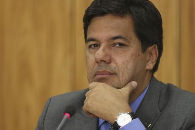 O ministro Mendonça Filho afirmou que assumiu a pasta com um corte de R$ 6 bilhões feitos pela presidente afastada Dilma Rousseff | Fabio Rodrigues Pozzebom/Agência Brasil