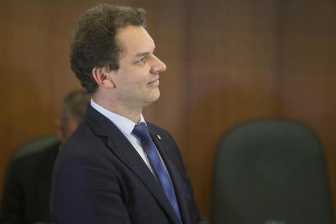 Presidente da Ajufe, Antônio César Bochenek, iniciou sua gestão na mesma época em que a Lava Jato começou. | Marcelo Andrade/Gazeta do Povo