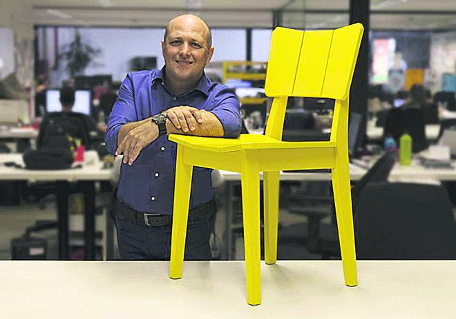 7889e86bc Oppa abre primeira loja física em Curitiba para apresentar móveis e ...