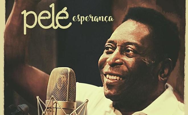 Pelé escreveu canção olímpica. | Divulgação/