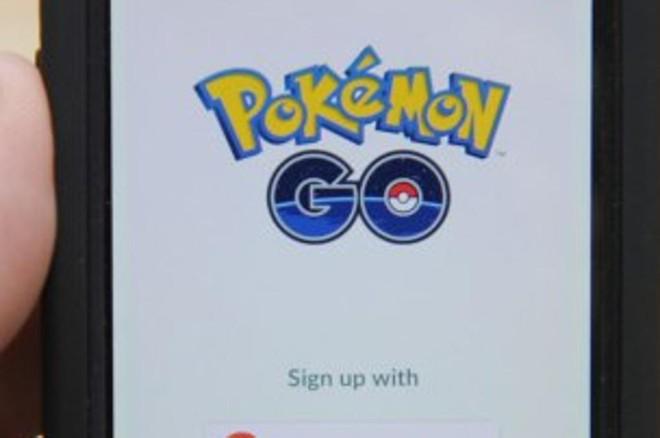 Tela inicial do aplicativo Pokémon Go | Reprodução
