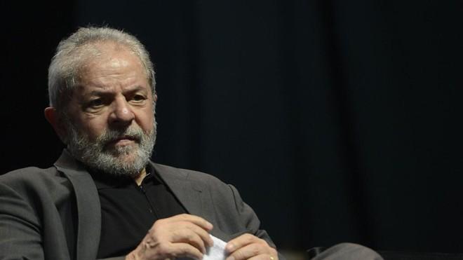 Lula foi levado a depor na Lava Jato em março deste ano.   Fernando Frazão/Agência Brasil