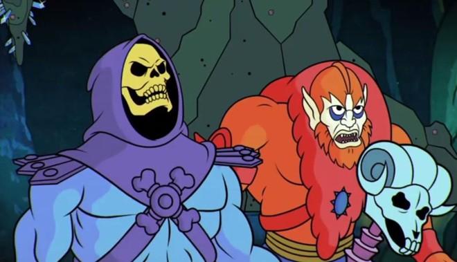 Animação foi popular nos anos 1980 e ganhou novos episódios no Cartoon Network em  2002 | Reprodução/Reprodução