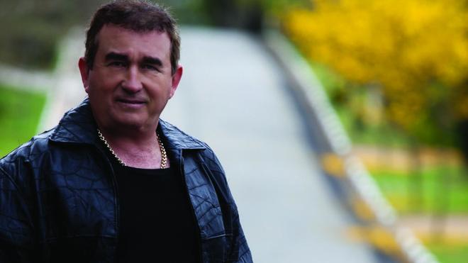 Astro do  povão: Amado Batista  já vendeu mais de 35 milhões de discos. | Divulgação/