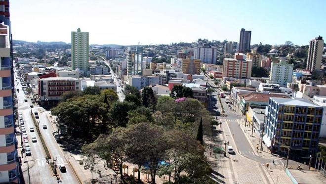 Cidade de Pato Branco. O concurso público realizado na cidade tem um dos maiores salários: R$ 15.073. | Divulgação/
