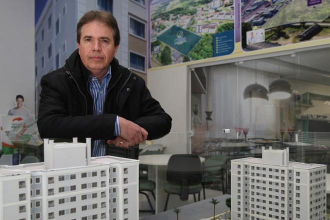 Ricardo Polizzi, gestor da MRV , diz que colaboradores também ajudam a escolher os nomes. | Aniele Nascimento/Gazeta do Povo