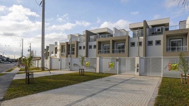 É no segmento de alto padrão que o mercado de condomínios fechados tem registrado seus melhores resultados.   Daniel Castellano/Gazeta do Povo