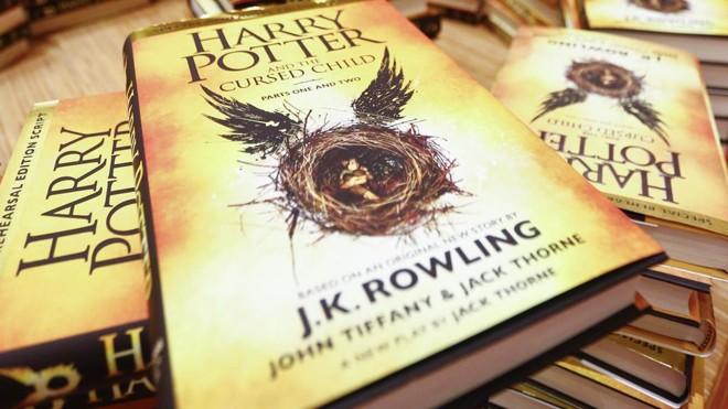 'Harry Potter and the Cursed Child': roteiro é baseado em uma nova história de J.K. Rowling, John Tiffany e Jack Thorne   Daniel Castellano/Gazeta do Povo